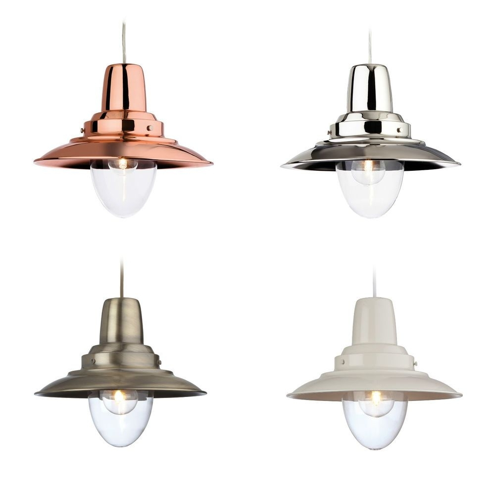 Pendant Ceiling Light Fisherman Style Firstlight 8645 Pendant Drop With Regard To Outdoor Ceiling Lights At Ebay (#12 of 15)