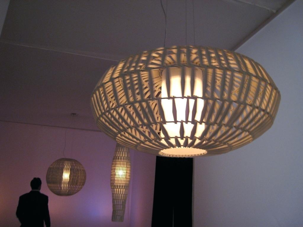 Pendant Light: Oversized Pendant Lighting (#12 of 15)