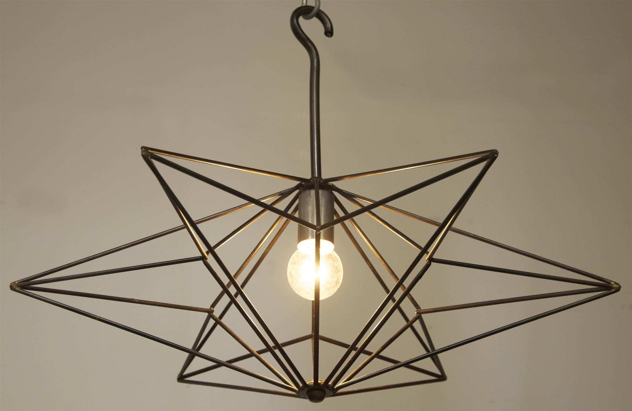 Pendant Lighting : Amazing Star Pendant Light With Plug , Texas Star With Regard To Outdoor Hanging Star Lights (#13 of 15)