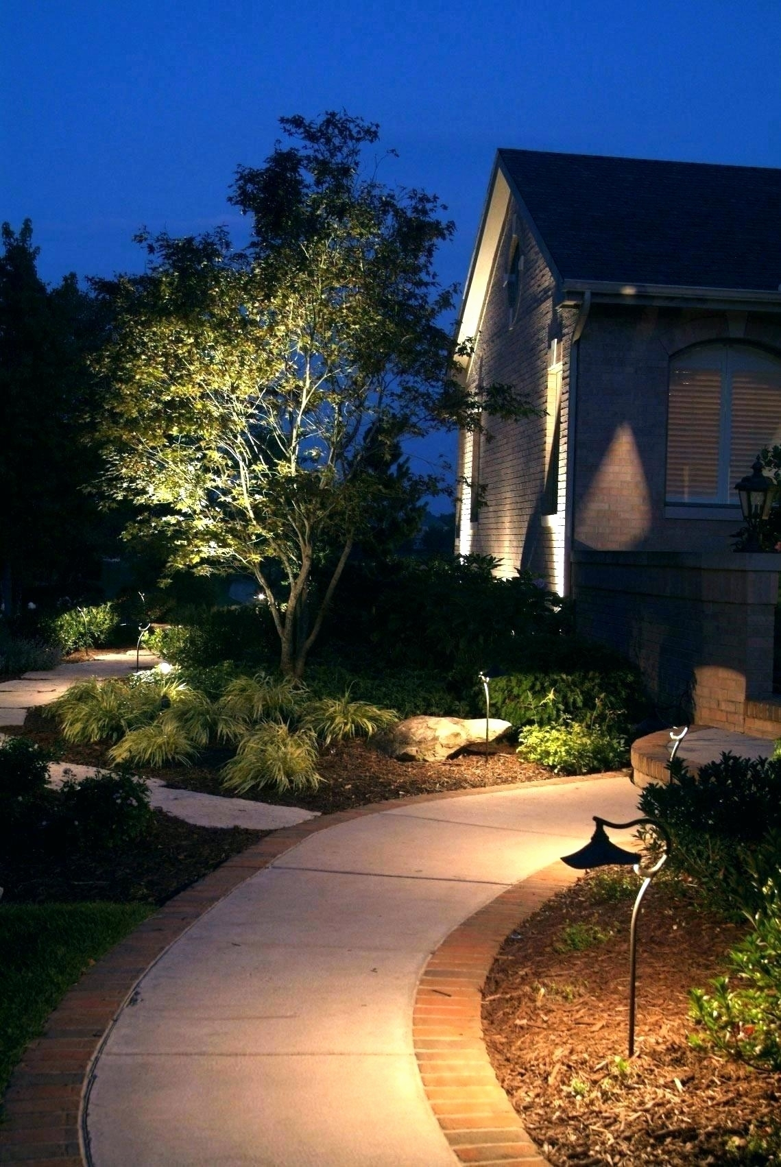 Picture 34 Of 34 – Low Voltage Landscape Lighting Kits Best Of Low Regarding Low Voltage Outdoor Lighting (#12 of 15)