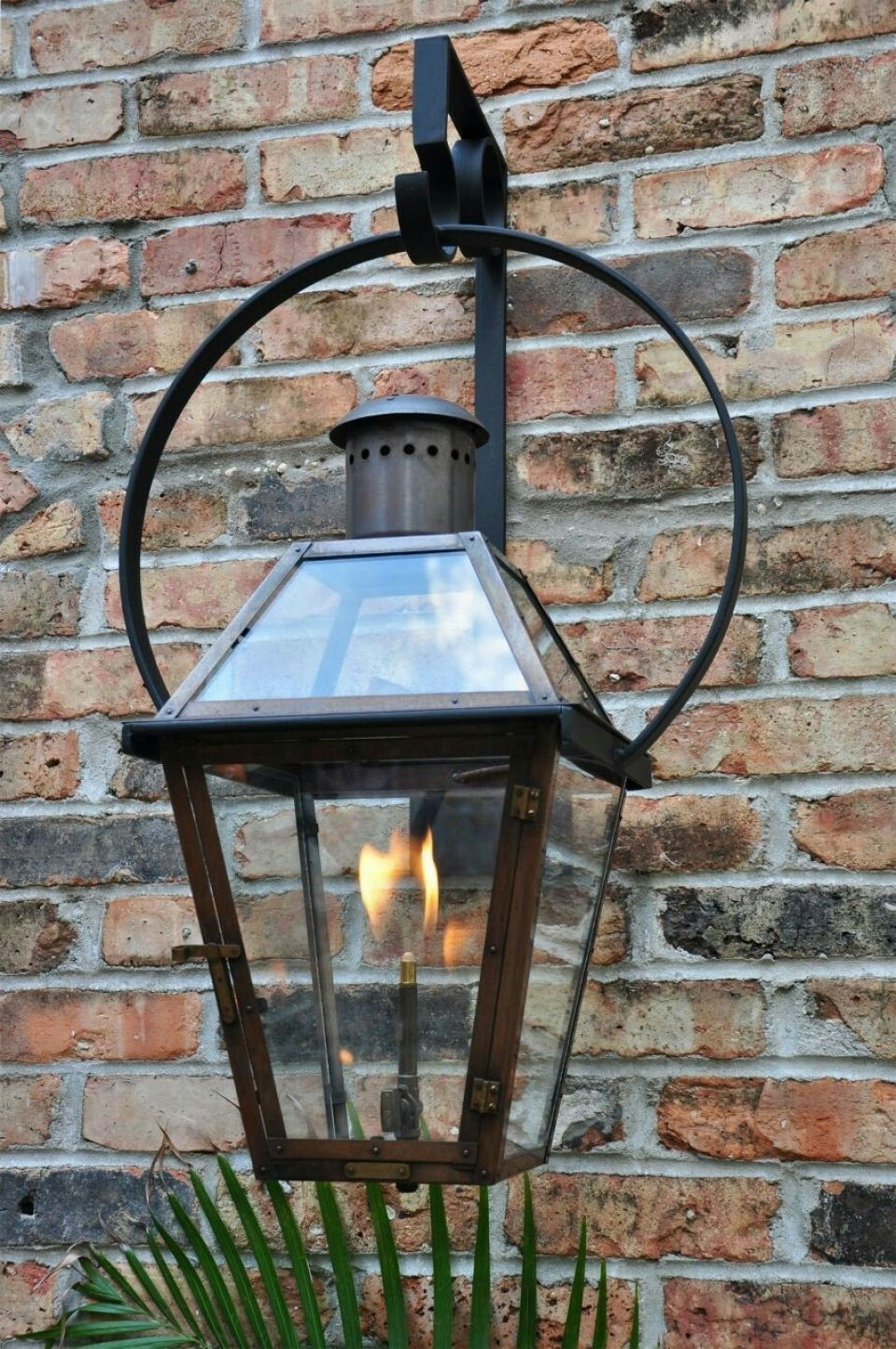 Inspiration about Pinvintage Forward Designs On Exterior | Pinterest | Outdoor With Outdoor Hanging Gas Lights (#9 of 15)