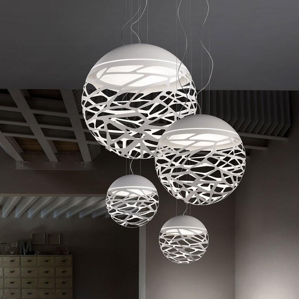 Popular Photo of Modern Pendant Lighting Fixtures
