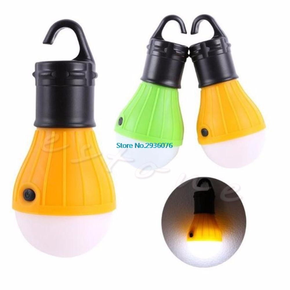 Inspiration about Portable Lanterns Outdoor Hanging 3Led Camping Lantern Soft Light Throughout Outdoor Hanging Plastic Lanterns (#1 of 15)