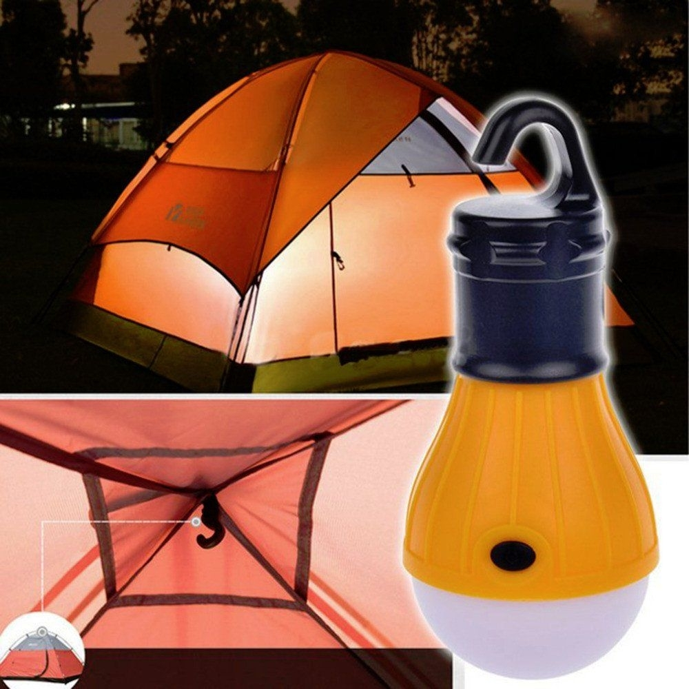 Portable Outdoor Hanging 3 Led Flashlight Camping, Soft Light Led For Outdoor Hanging Camping Lights (View 7 of 15)