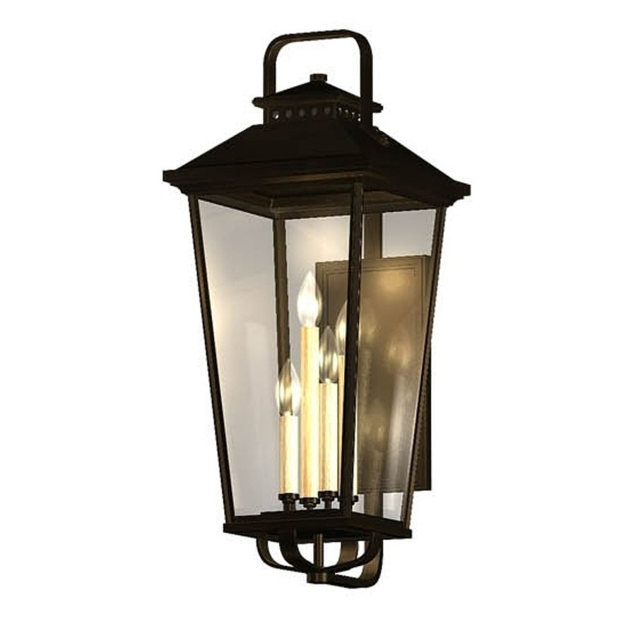 Inspiration about Possible Porch Lights  Allen + Roth Parsons Field 17 In H Black Within Outdoor Hanging Lanterns At Lowes (#10 of 15)