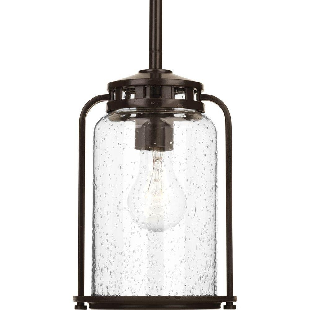 Inspiration about Progress Lighting Botta Collection 1 Light 6.25 In. Outdoor Antique With Antique Outdoor Hanging Lights (#4 of 15)