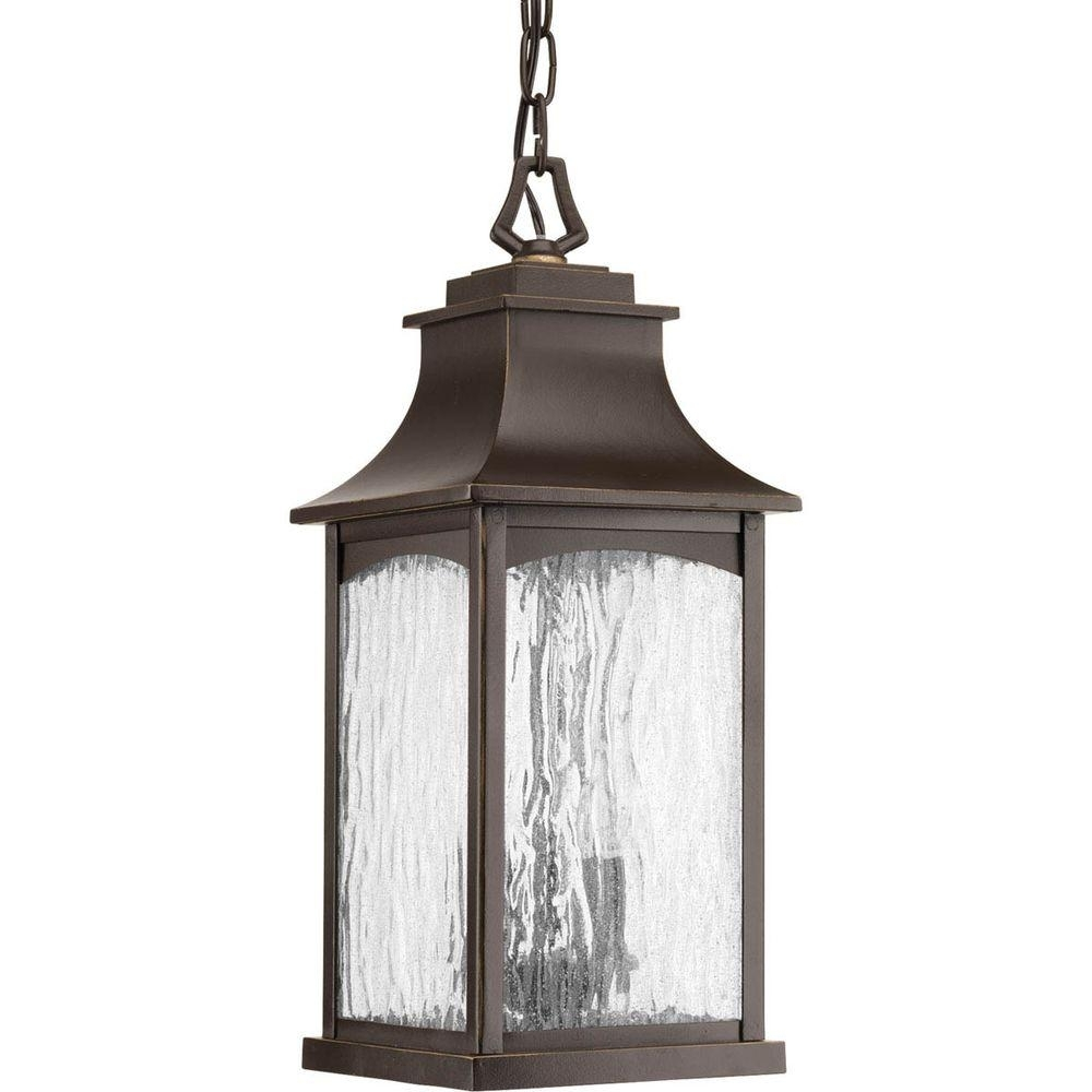 Progress Lighting Maison Collection 2 Light Outdoor Oil Rubbed Inside Oil Rubbed Bronze Outdoor Hanging Lights (#9 of 15)