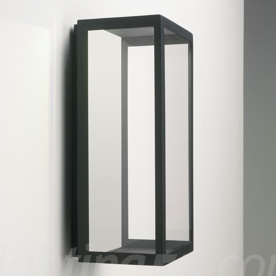 Puzzle Led Outdoor Wall Sconce #modern #led #outdoorlighting Inside Contemporary Outdoor Wall Lighting Sconces (#15 of 15)