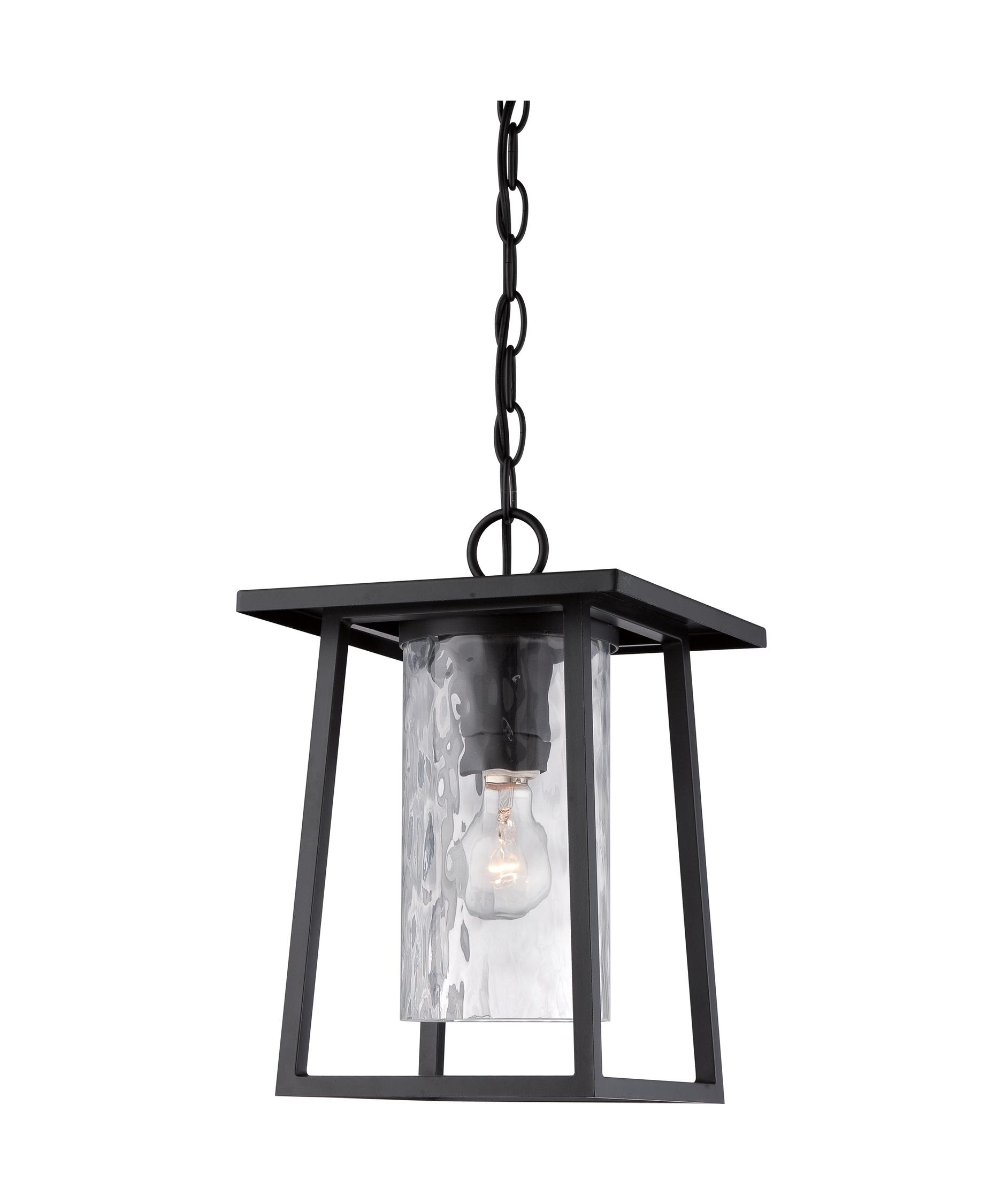 Inspiration about Quoizel Ldg1909 Lodge 10 Inch Wide 1 Light Outdoor Hanging Lantern Pertaining To Quoizel Outdoor Hanging Lights (#4 of 15)