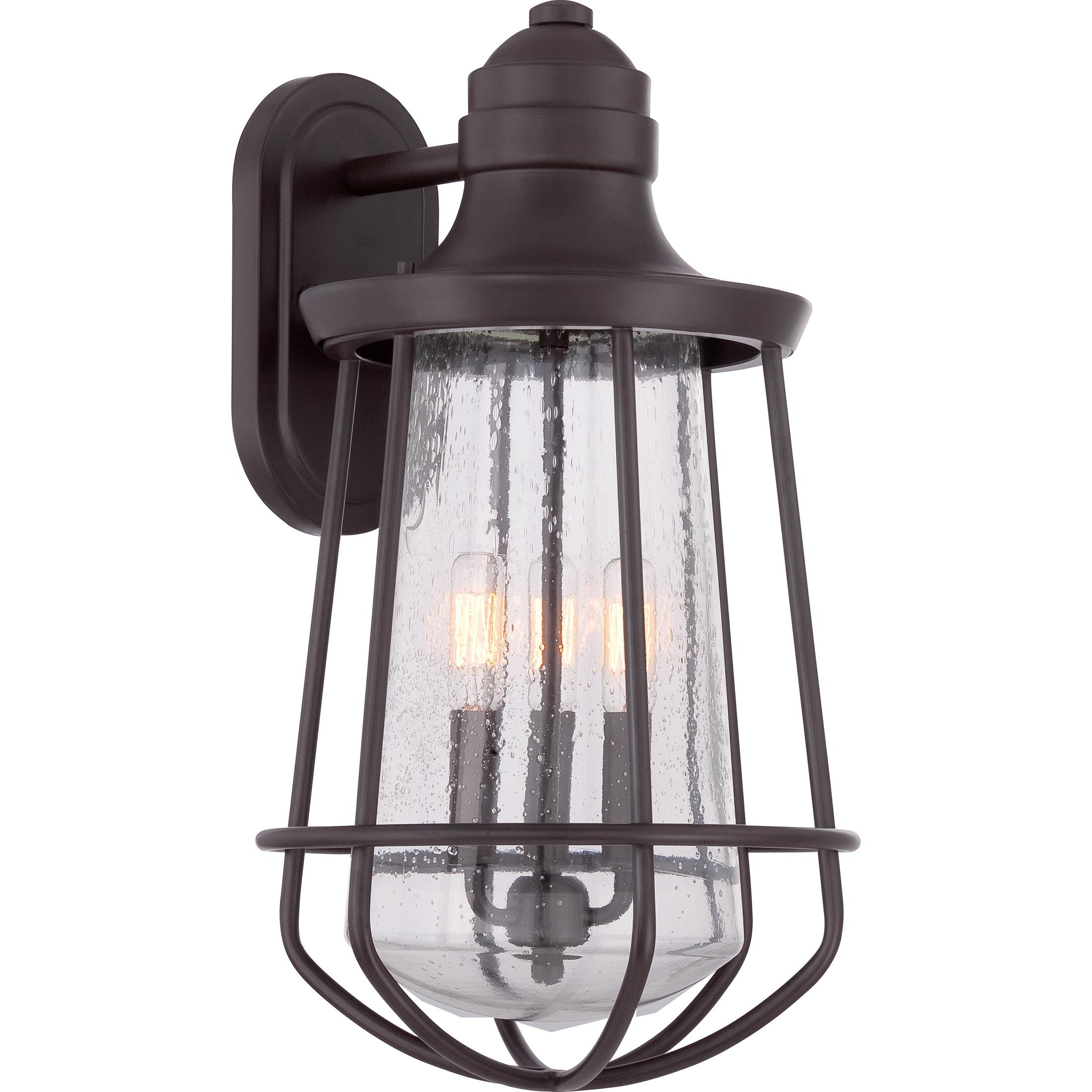 Inspiration about Quoizel Lighting Mre8410Wt Shipped Direct Within Quoizel Outdoor Wall Lighting (#11 of 15)