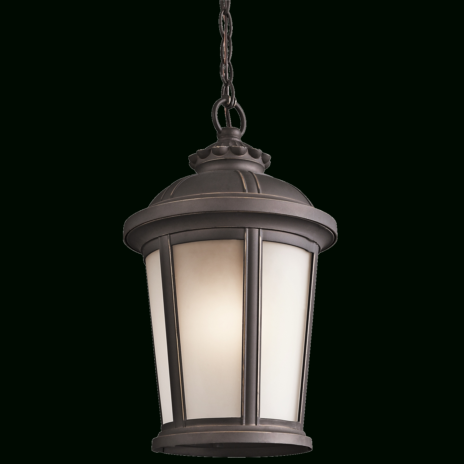 Ralston Collection 1 Light Outdoor Hanging Pendant In Rubbed Bronze Intended For Outdoor Hanging Ceiling Lights (View 15 of 15)