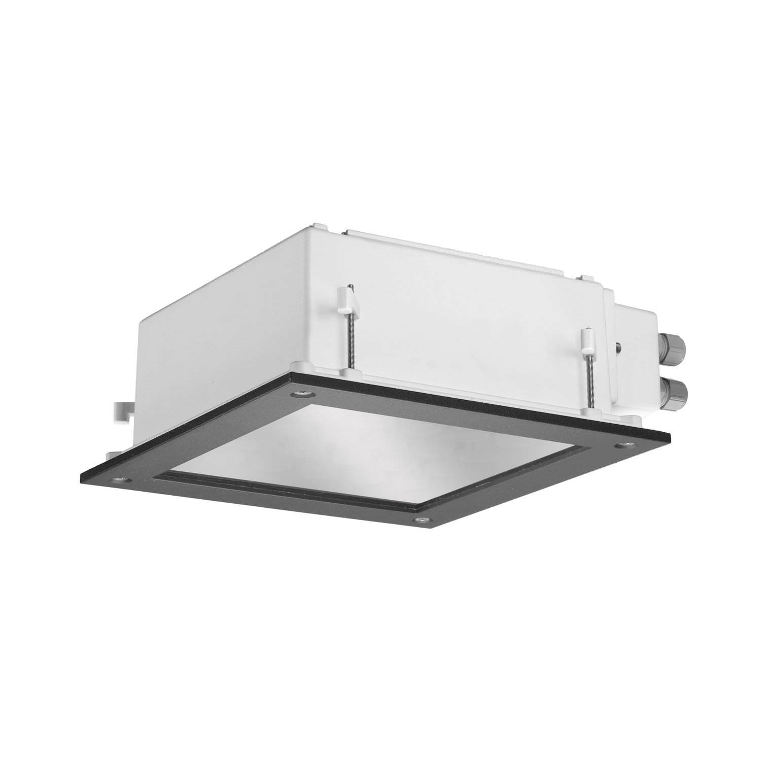 Recessed Downlight For Outdoor Use Hid Compact Fluorescent Unique In Outdoor Ceiling Downlights (#8 of 15)