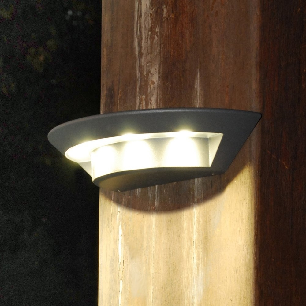 Review Outdoor Wall Mount Led Light Fixtures — The Mebrureoral Regarding Outdoor Wall Mounted Led Lighting (#12 of 15)