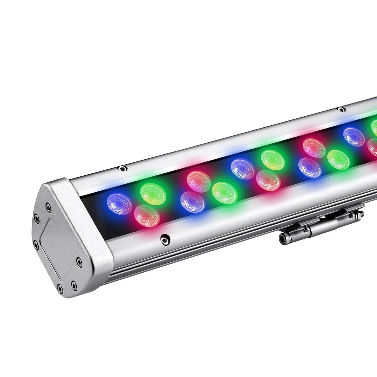 Inspiration about Rgb Wall Washer Led Lights • Led Lights Decor With Regard To Outdoor Wall Washer Led Lights (#10 of 15)