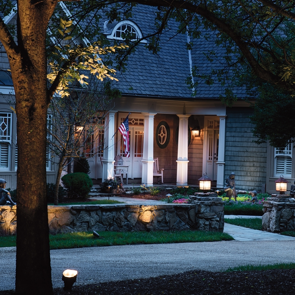 Inspiration about Room Lighting Gallery In Outdoor Wall Accent Lighting (#5 of 15)