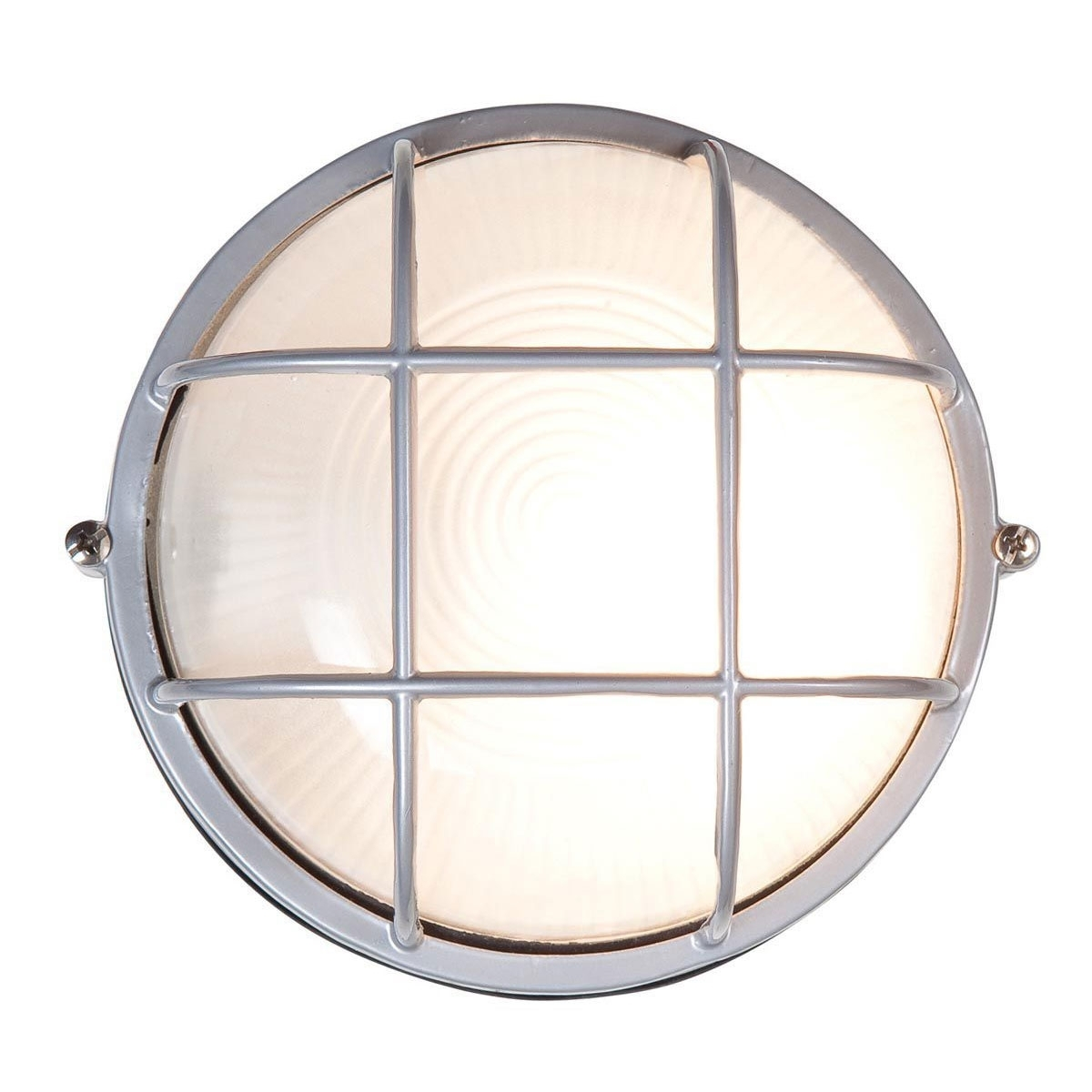 Inspiration about Round Outdoor Bulkhead Wall / Ceiling Lightaccess | 20296 Sat/fst Intended For Outdoor Wall Ceiling Lighting (#13 of 15)