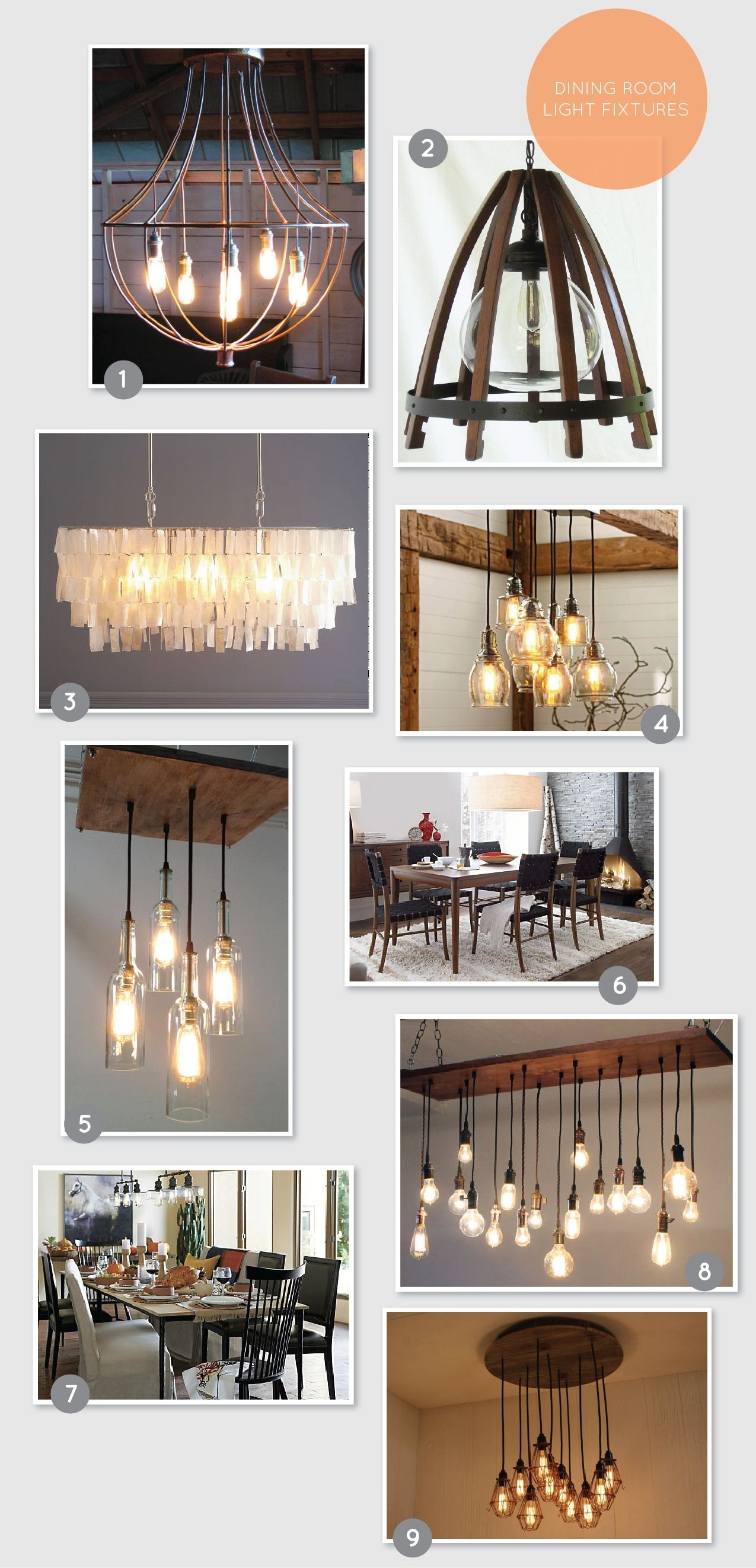 Inspiration about Rustic Decor Fall Collection | Rustic Lighting, Industrial Lighting Regarding Modern Rustic Outdoor Lighting Att Wayfair (#14 of 15)