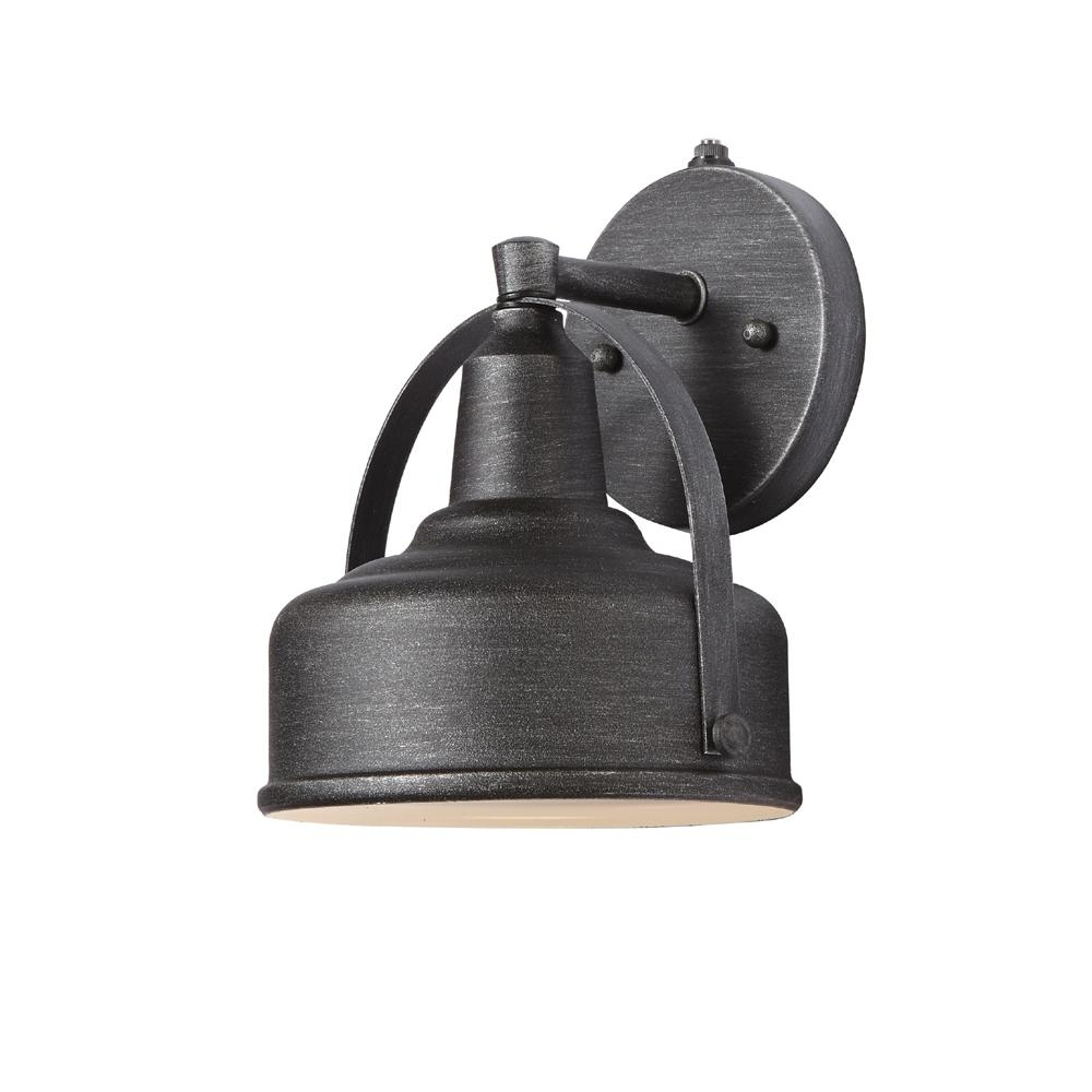 Rustic – Lighting – The Home Depot For Modern Rustic Outdoor Lighting At Home Depot (View 13 of 15)