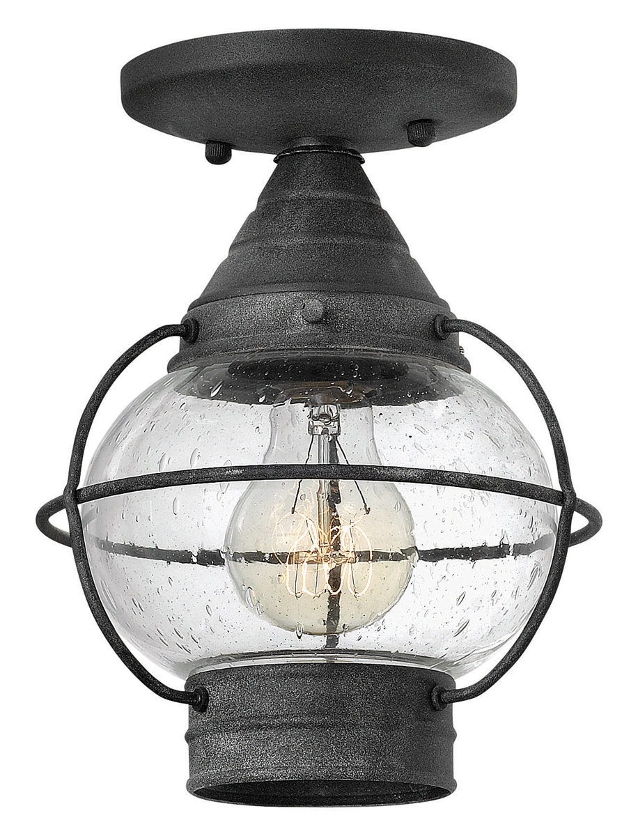 Inspiration about Rustic Outdoor Flush Mount Lighting – Outdoor Designs Throughout Rustic Outdoor Ceiling Lights (#9 of 15)