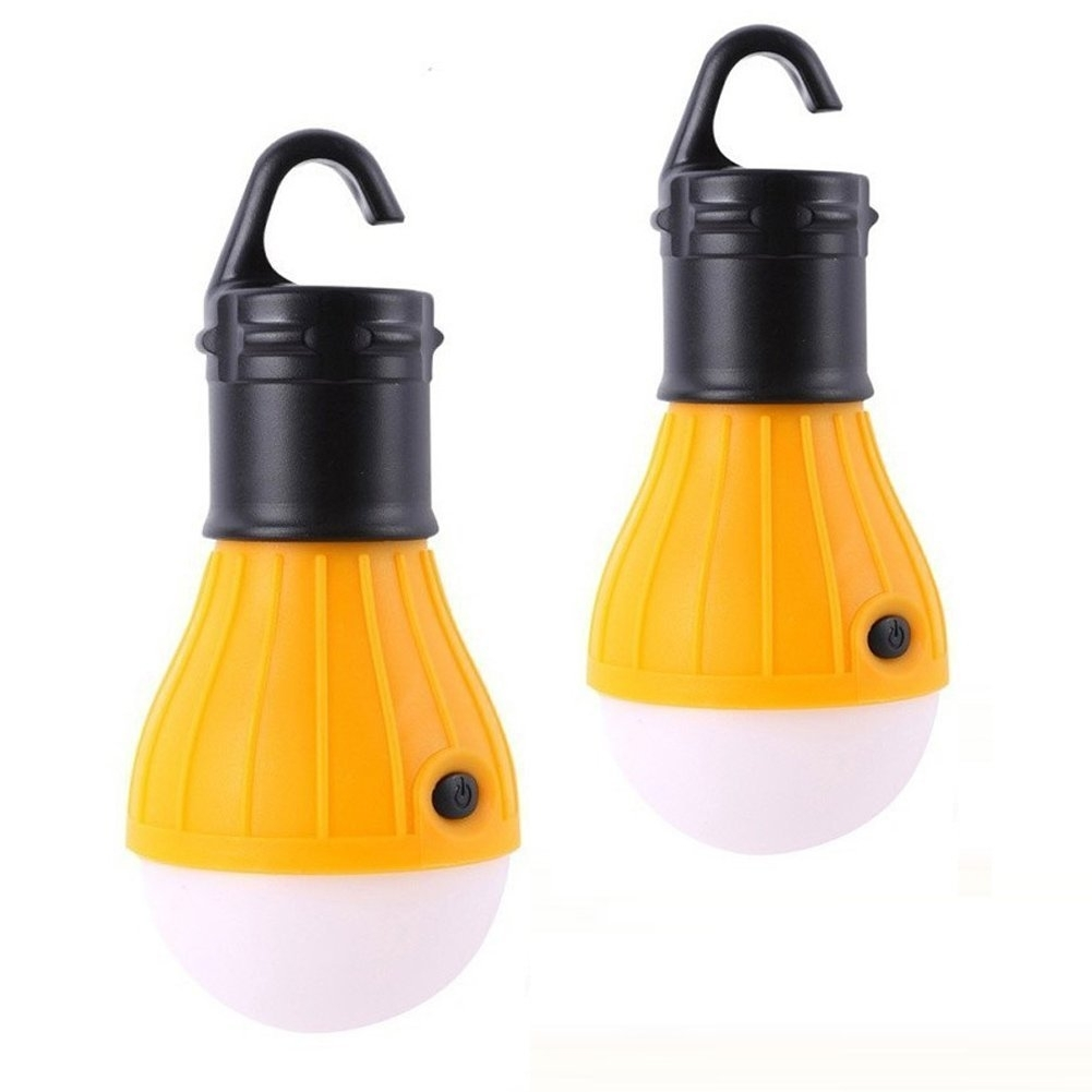 Sanyi 2 Pack Soft Light Outdoor Hanging Portable Led Camping Tent Pertaining To Outdoor Hanging Camping Lights (View 14 of 15)