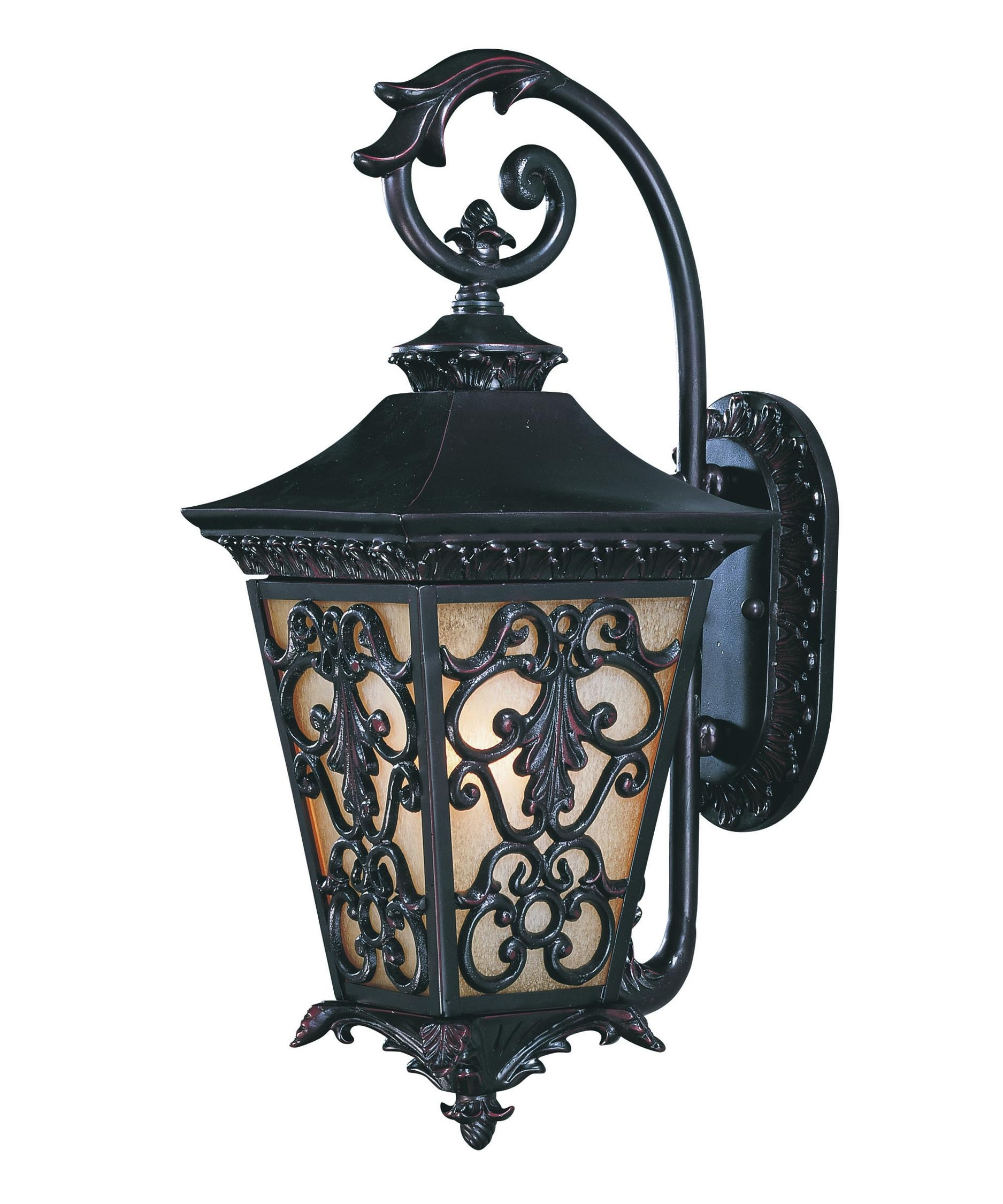 Savoy House 5 7130 25 Bientina 7 Inch Wide 1 Light Outdoor Wall Inside Tuscan Outdoor Wall Lighting (#11 of 15)
