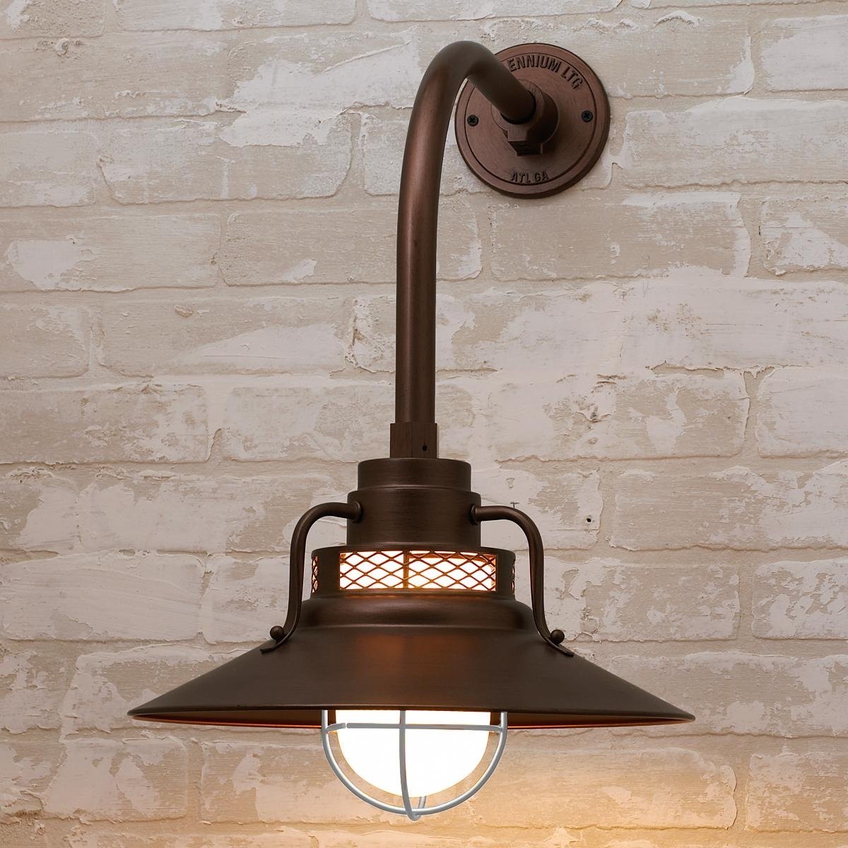 Seaside Nostalgia Outdoor Wall Light | Outdoor Walls, Lights And Walls Inside Outdoor Wall Garage Lights (#10 of 15)