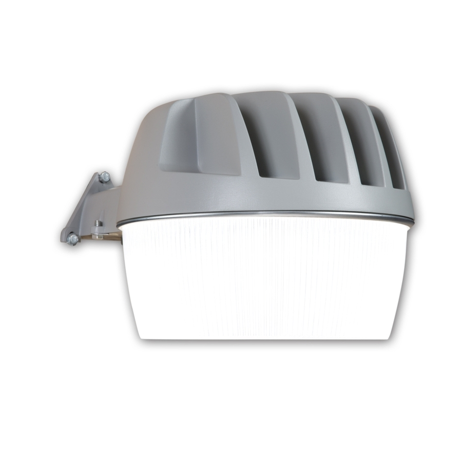 Shop All Pro Area And Wall Light 1 Head 33 Watt Gray Led Dusk To Within Dusk To Dawn Led Outdoor Wall Lights (#15 of 15)