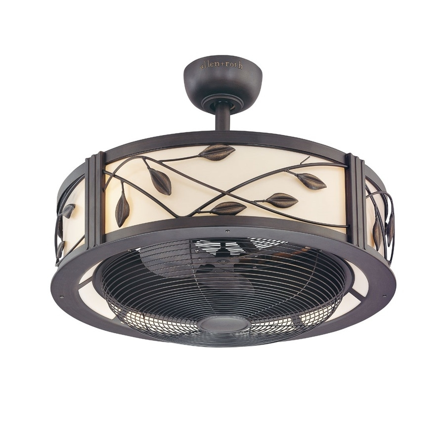 Shop Ceiling Fans At Lowes Regarding Outdoor Ceiling Fans With Bright Lights (#12 of 15)