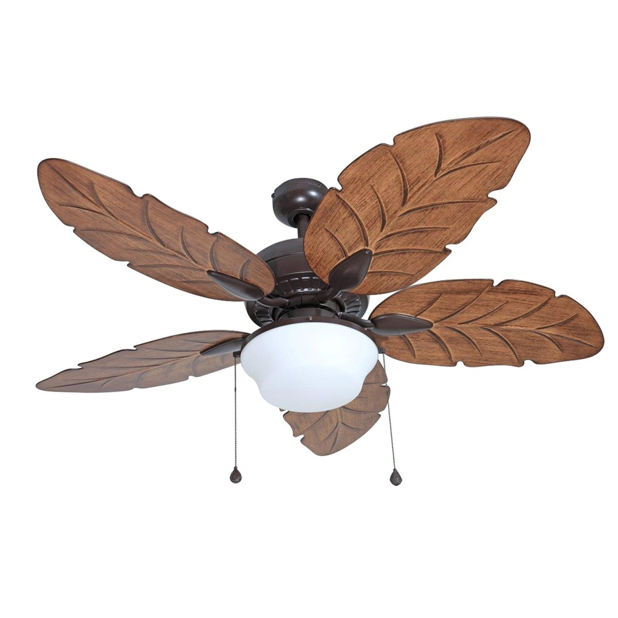 Shop Ceiling Fans At Lowes Throughout Outdoor Ceiling Fans With Light At Lowes (#7 of 15)