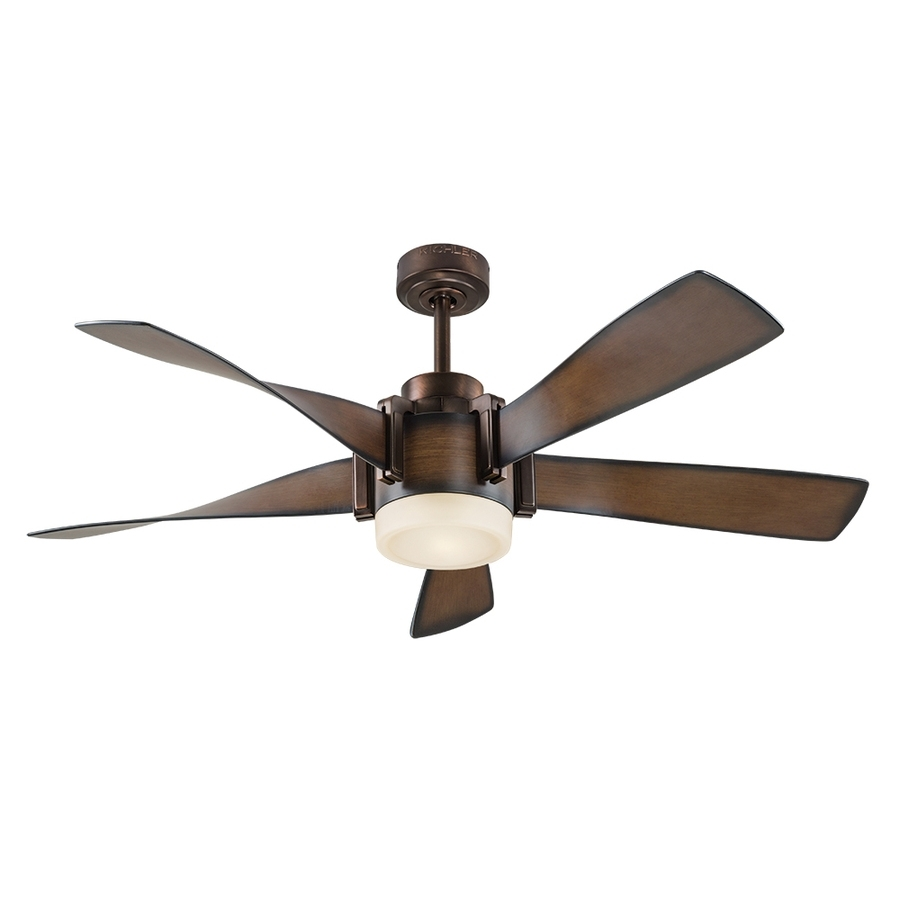 Shop Ceiling Fans At Lowes With Regard To Outdoor Ceiling Fans Lights At Lowes (#7 of 15)
