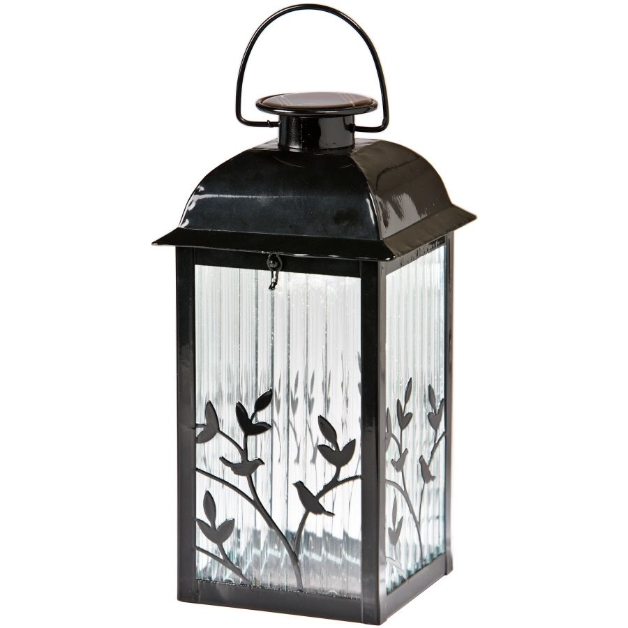 Popular Photo of Outdoor Hanging Decorative Lanterns