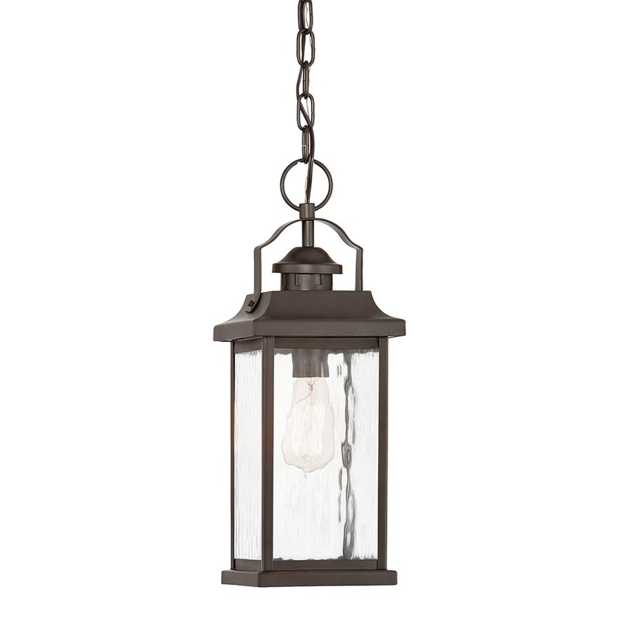 Popular Photo of Outdoor Pendant Kichler Lighting