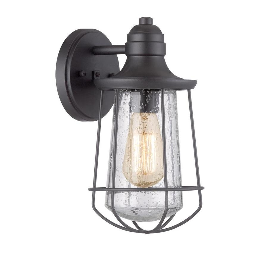 Shop Outdoor Wall Lights At Lowes Regarding Expensive Outdoor Wall Lighting (View 13 of 15)