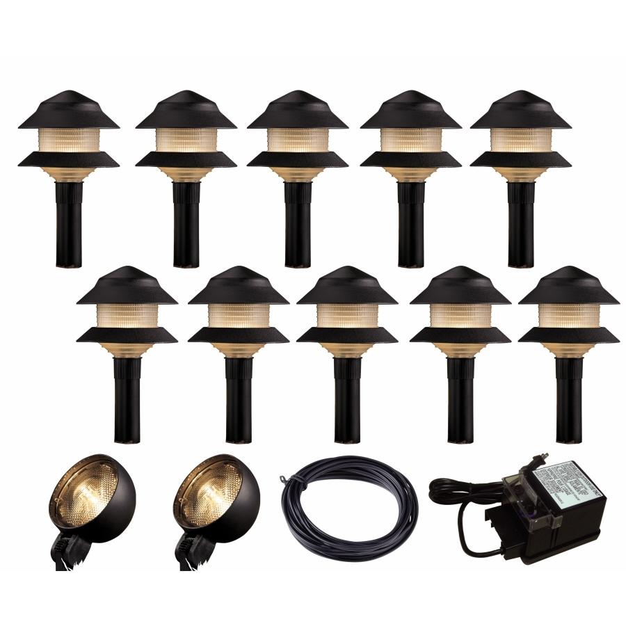 """Shop Portfolio 13"""" Low Voltage Incandescent Landscape Lighting At With Lowes Outdoor Landscape Lighting (#12 of 15)"""
