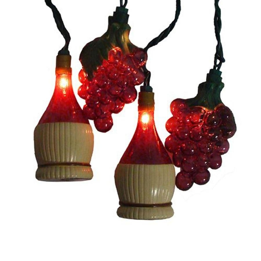 Shop String Lights At Lowes Throughout Outdoor Hanging Grape Lights (View 10 of 15)