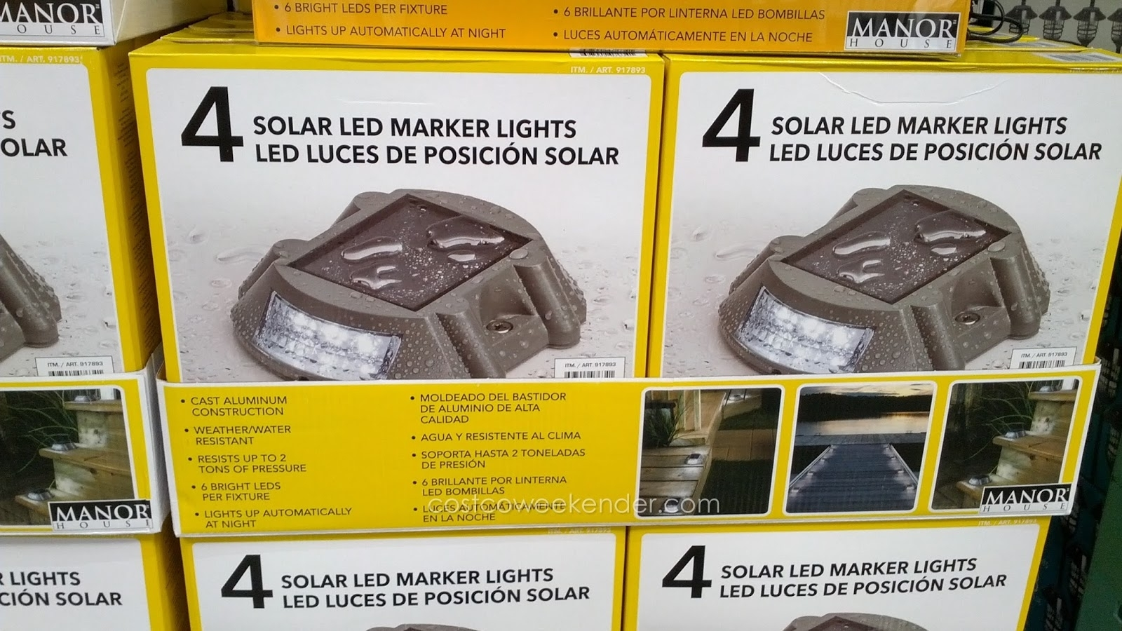 solar patio lights costco. Solar Dock Lights Costco | Hardware \u0026 Home Improvement With Garden At ( Patio E