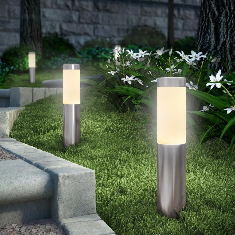Solar Lighting , The Brightest, Longest Lasting And Most High Tech With Regard To Modern Outdoor Solar Lights At Target (#13 of 15)