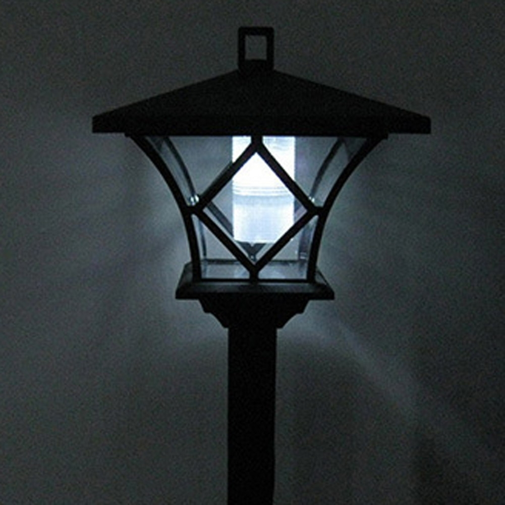 Popular Photo of Modern Outdoor And Garden Solar Lights
