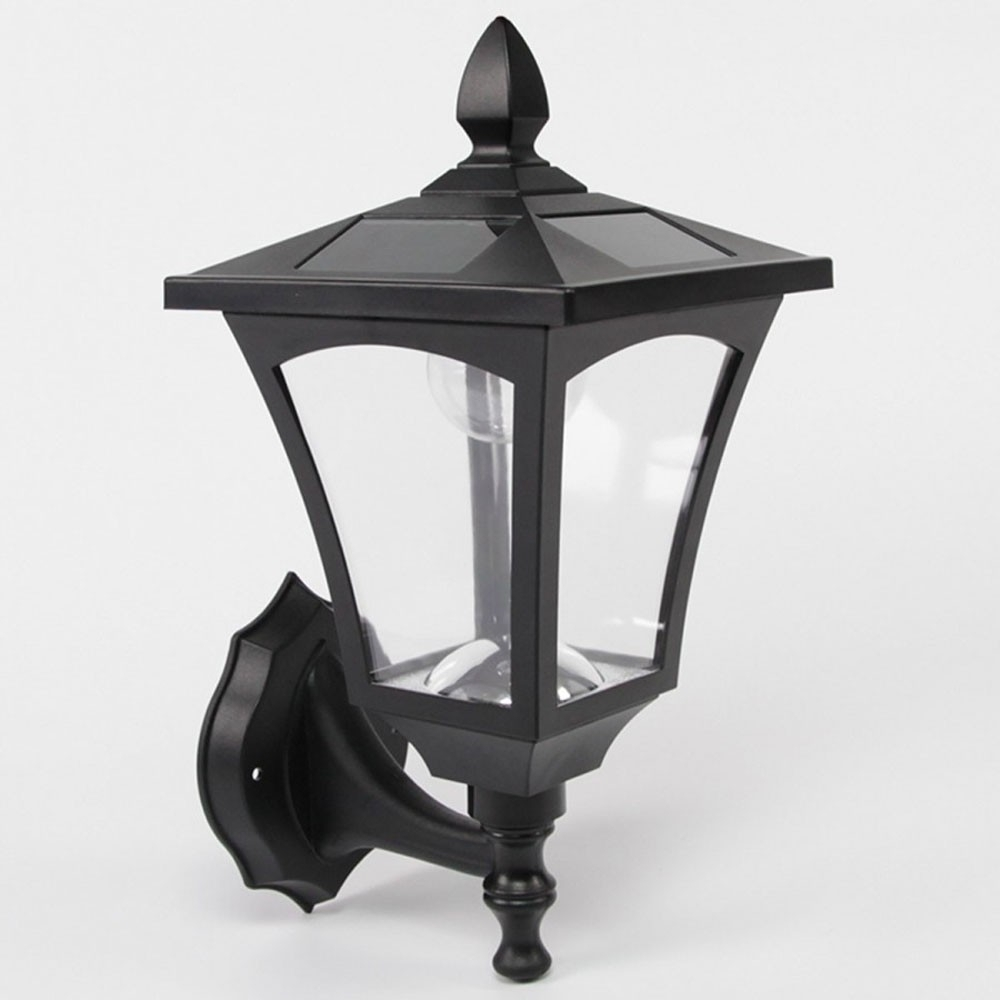 Solar Wall Light , Warm White Throughout Outdoor Solar Wall Lights (#10 of 15)