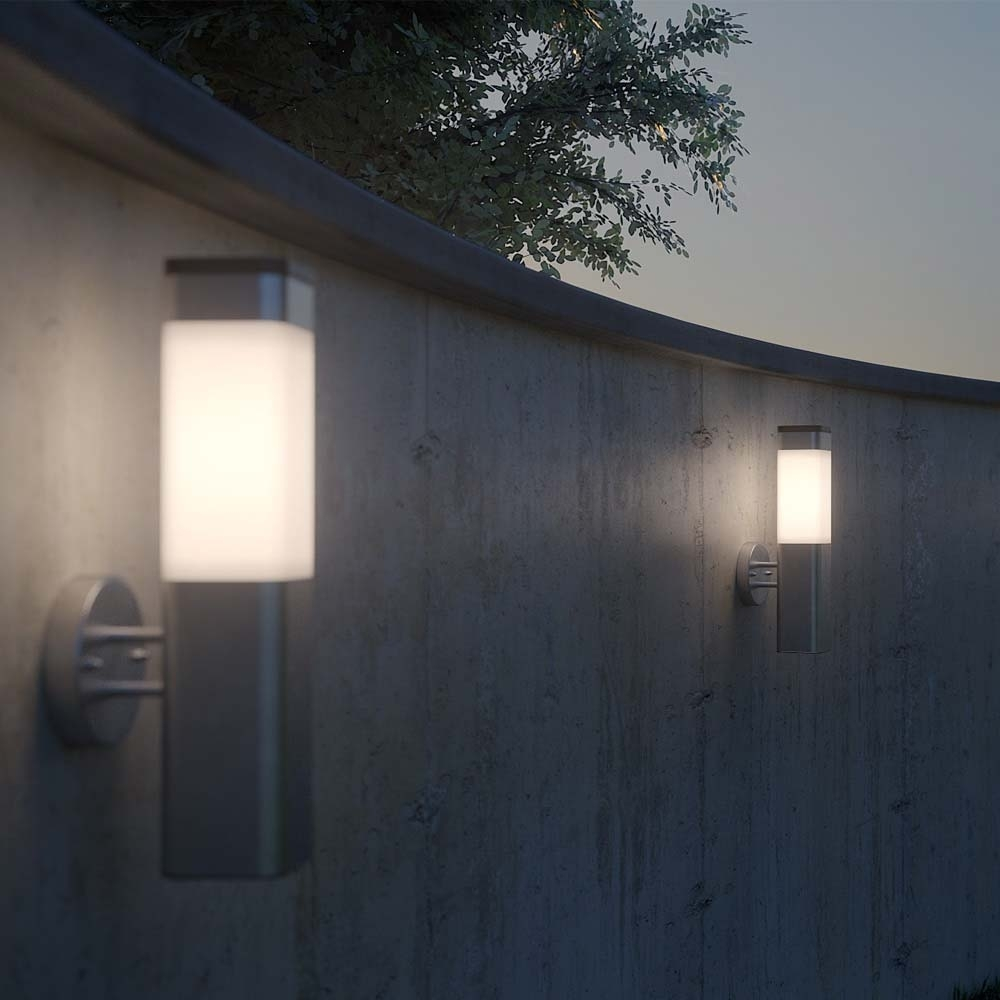 Solar Wall Light With Regard To Outdoor Solar Wall Lights (View 12 of 15)