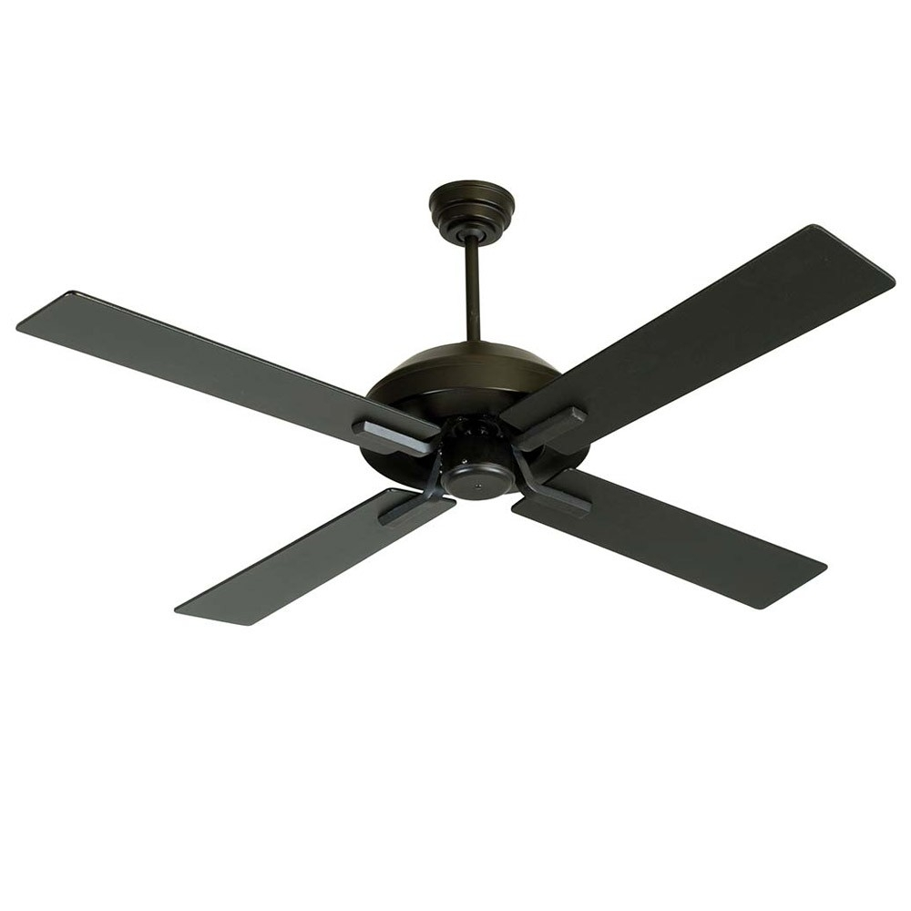 South Beach Ceiling Fancraftmade Fans Sb52Fb4 – 52 Inch Wet Pertaining To Wet Rated Outdoor Ceiling Lights (View 12 of 15)