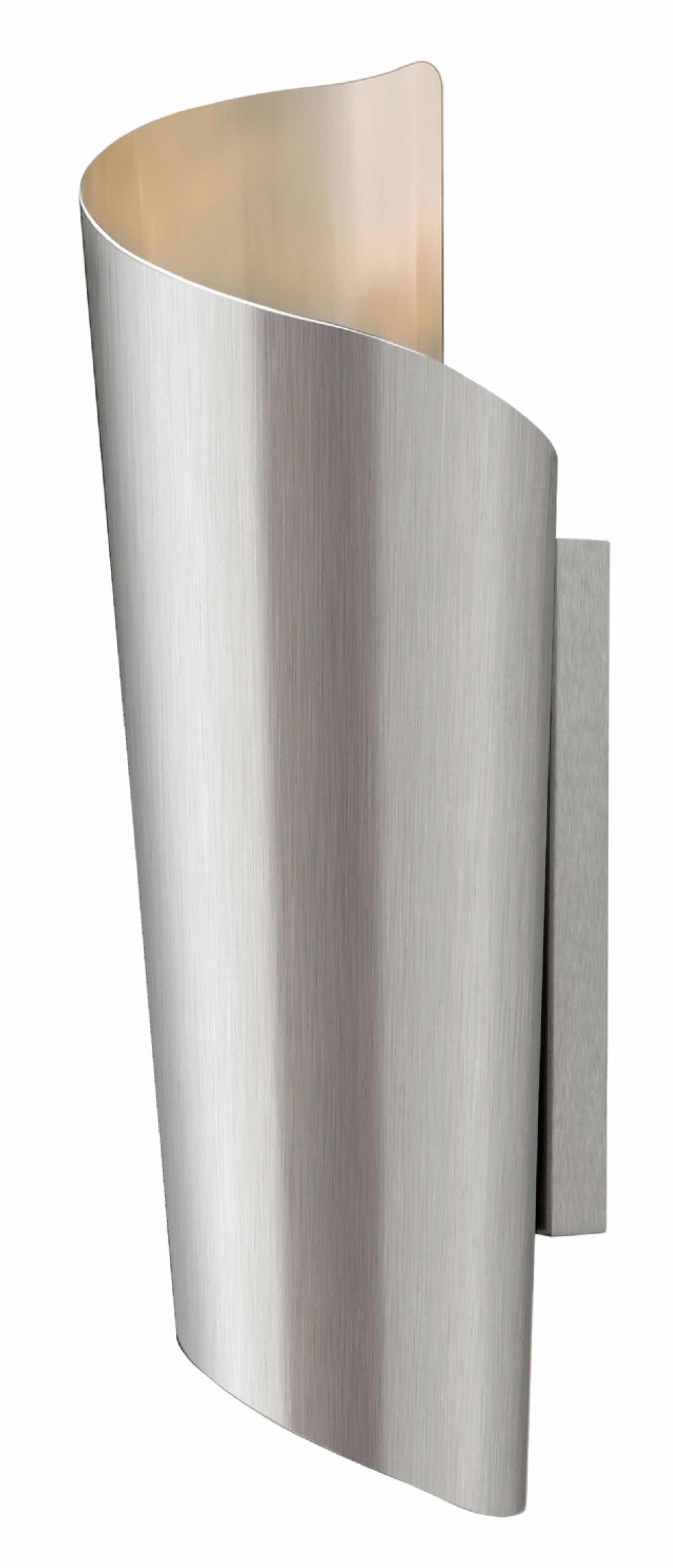 Stainless Steel Surf > Exterior Wall Mount With Modern Latern Hinkley Lighting (#15 of 15)