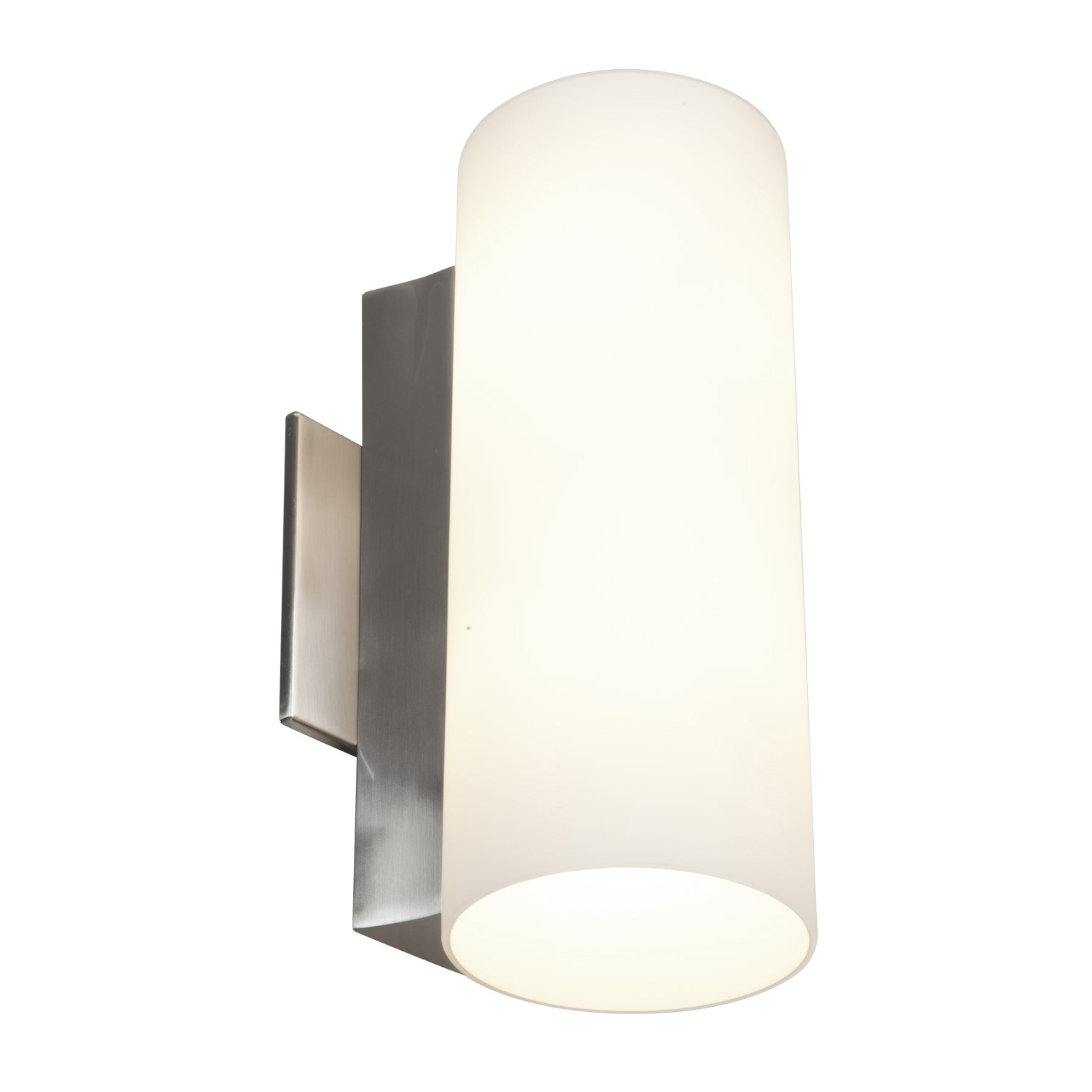 Stainless Steel Wall Mounted Sconce Light Fixtures With White Lamp Pertaining To Cheap Outdoor Wall Lighting Fixtures (#14 of 15)