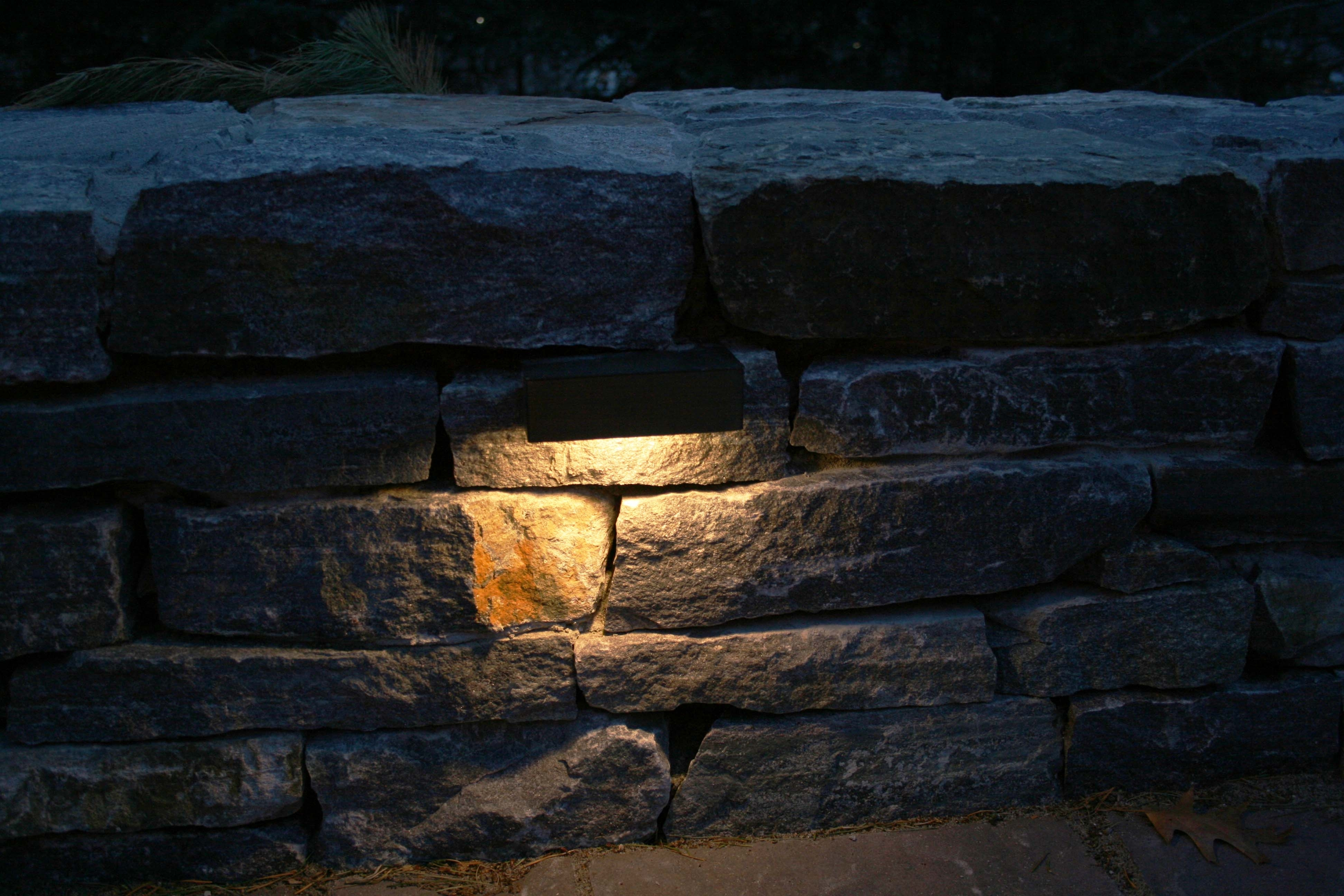Stone Wall Lights – A Way Of Lighting Up Wall Decors | Warisan Lighting With Outdoor Stone Wall Lighting (View 14 of 15)