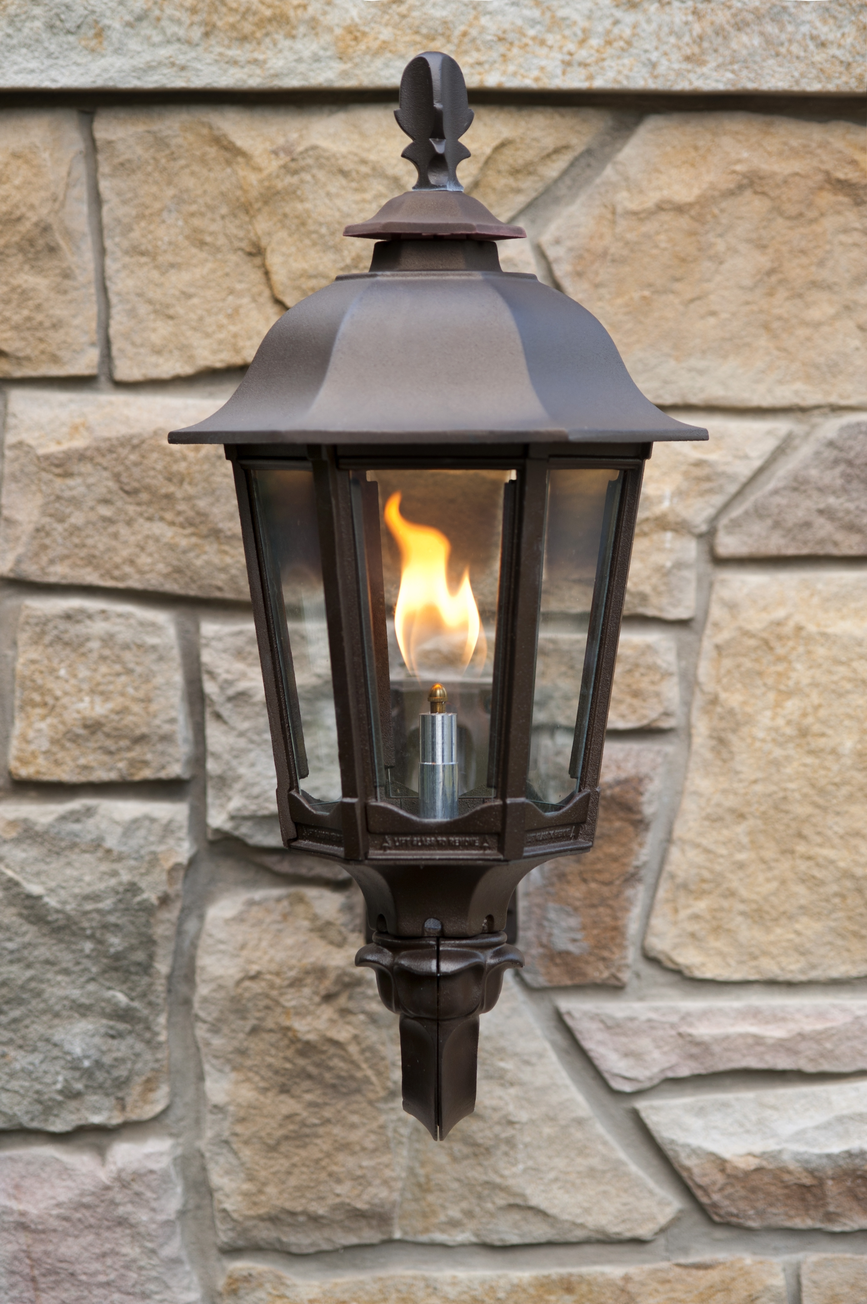 Sumptuous Design Gas Light Fixtures Amazing Ideas Wall Mounted With Regard To Outdoor Wall Gas Lights (#12 of 15)
