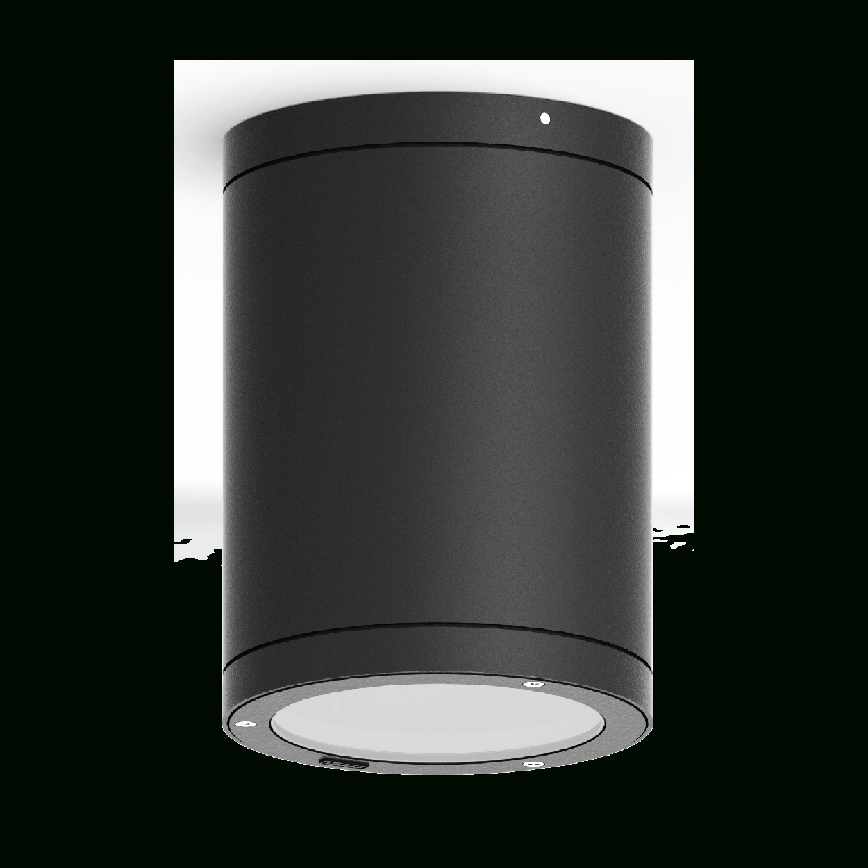 "Inspiration about Tango Cylindrical Surface Downlight Led • 6.3"" Or 7.32"" Diameter Within Outdoor Ceiling Downlights (#15 of 15)"