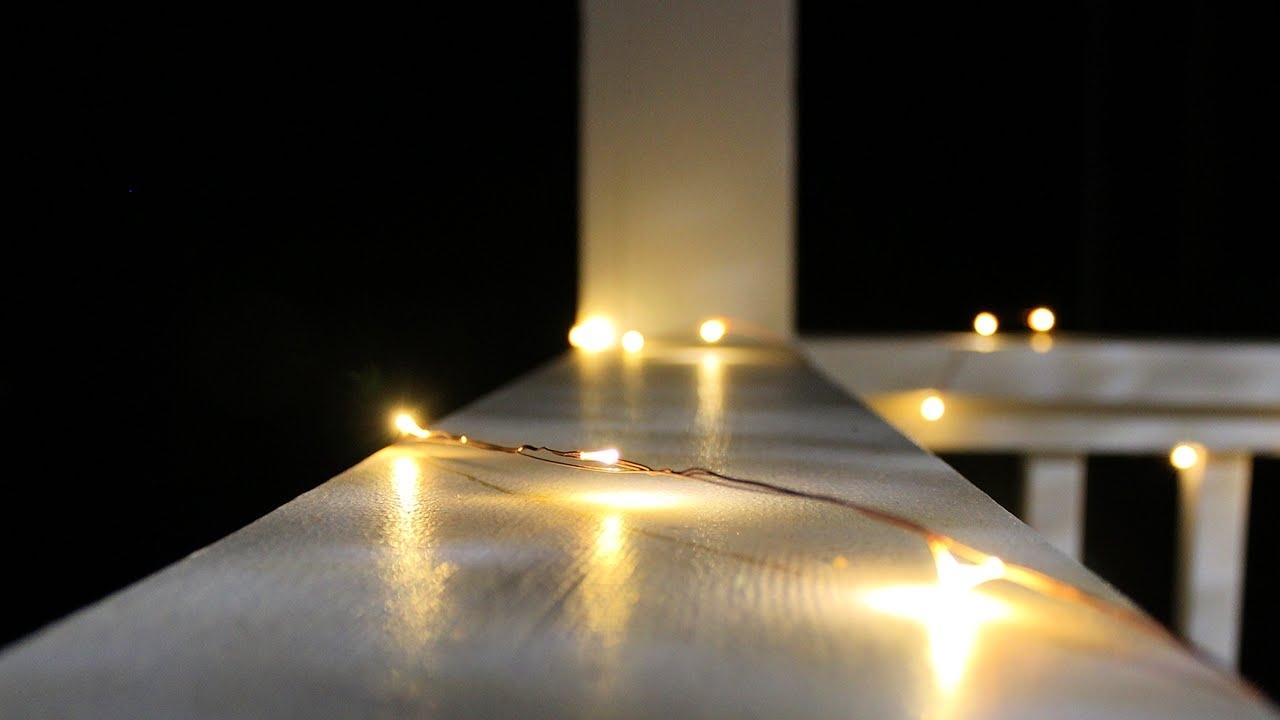 Inspiration about Taotronics Tt Sl036 Indoor And Outdoor Waterproof Led String Lights Regarding Outdoor Waterproof Hanging Lights (#11 of 15)