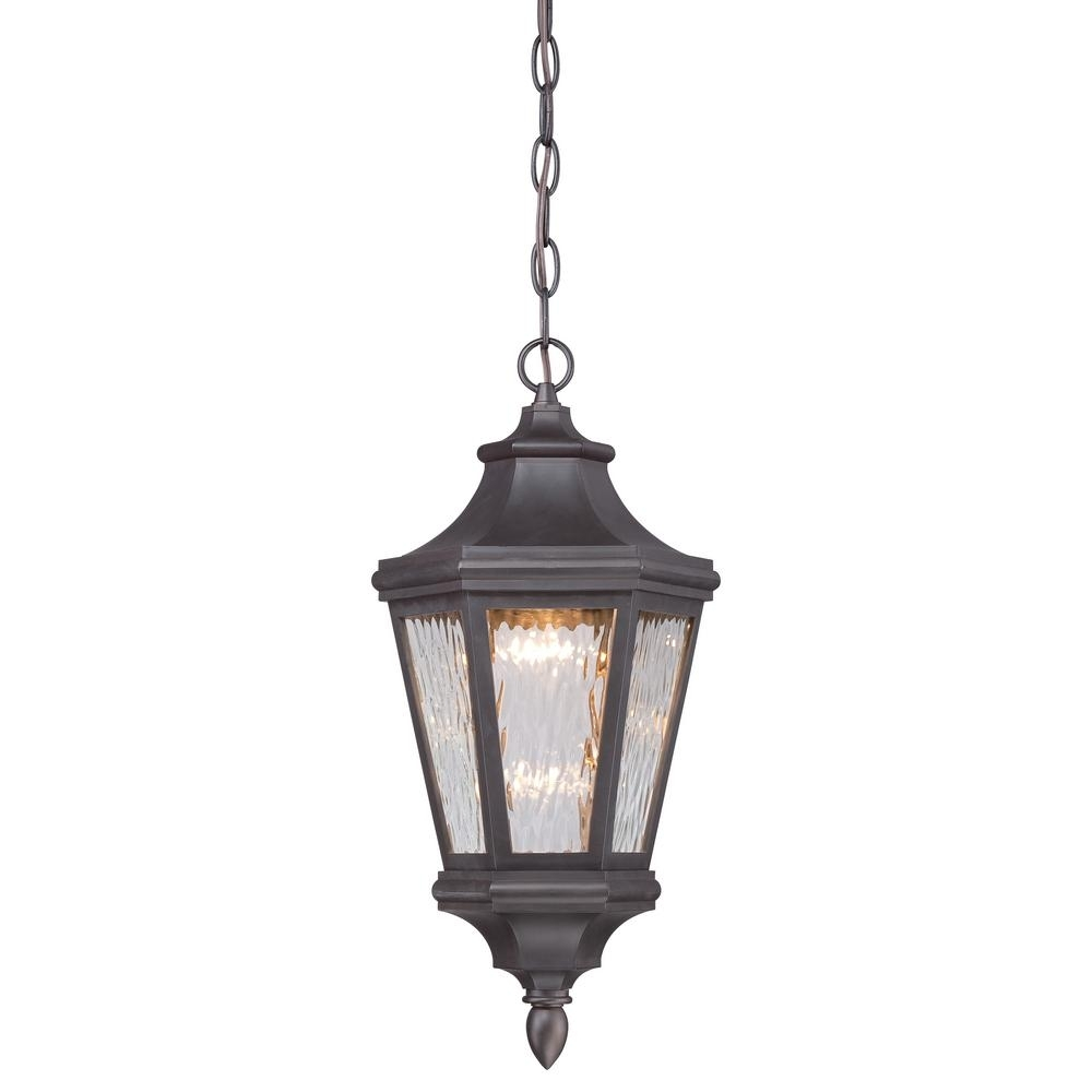 Inspiration about The Great Outdoorsminka Lavery Hanford Pointe Oil Rubbed Bronze For Oil Rubbed Bronze Outdoor Hanging Lights (#6 of 15)