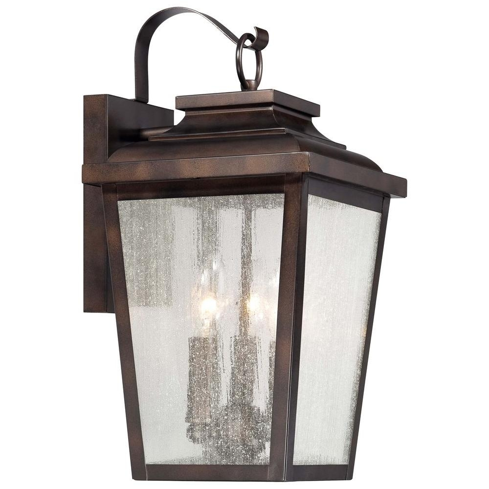 Inspiration about The Great Outdoorsminka Lavery Irvington Manor 3 Light Chelsea Inside Rustic Outdoor Lighting At Wayfair (#9 of 15)
