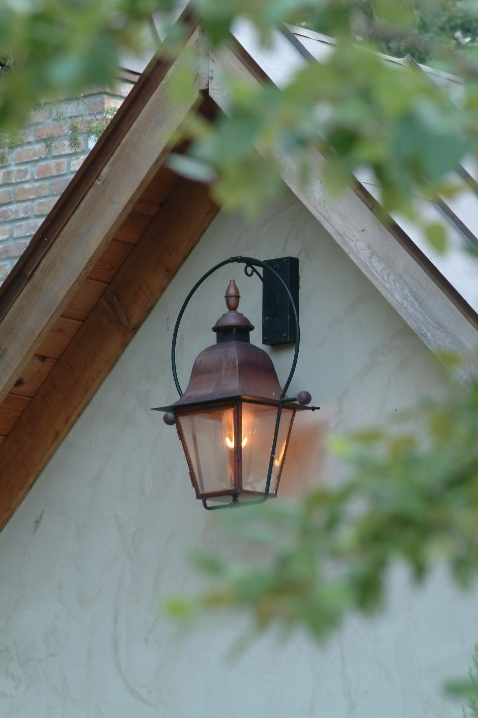 Inspiration about The Provence Lantern — Gas Or Electric | The Architectural Series With Regard To Outdoor Hanging Gas Lights (#7 of 15)